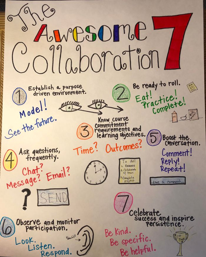 Awesome Collaboration 7